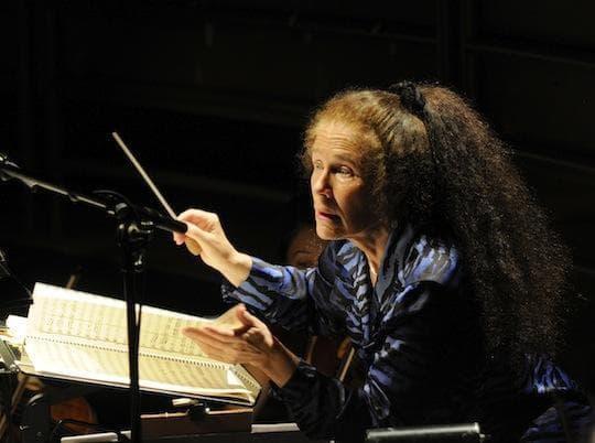 Susan Davenny Wyner. (Chris McKenzie)