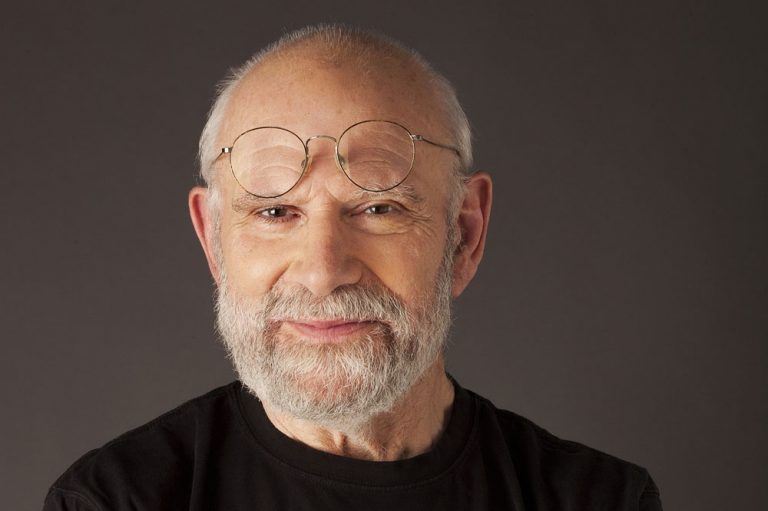 Oliver Sacks (Elena Seibert)