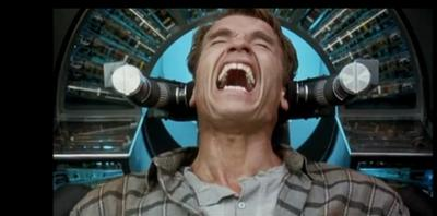 "Arnold Schwarzenegger in ""Total Recall"" trailer (YouTube)"