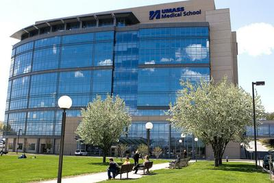 The Milken Institute highlighted state investments in UMass Medical School when assigning Massachusetts the No. 1 ranking for science and technology. (Massachusetts Office of Travel and Tourism via Flickr)