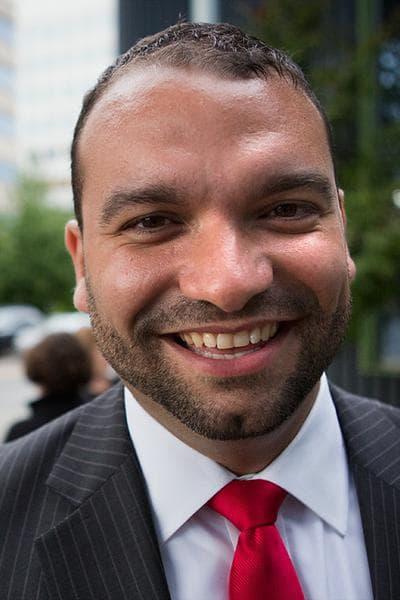 Felix Arroyo is calling for an overhaul of the BRA. (Jesse Costa/WBUR)