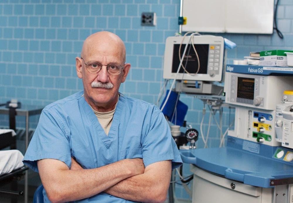 Dr. Timothy Lepore. (Maria Carey)