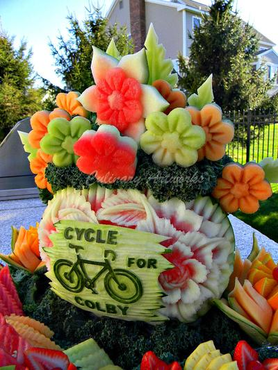 A cycling design for the Pan-Mass Challenge.(Courtesy of Ruben Arroco)