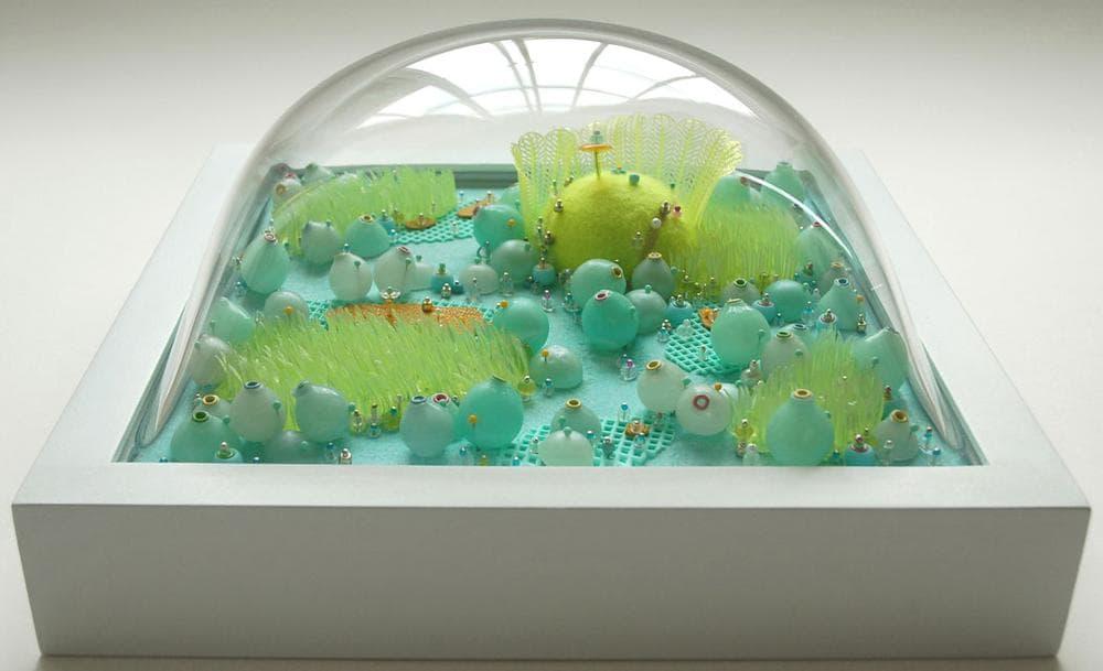 "Sally Curcio ""Atlantis,"" 2008. (Courtesy of the artist)"