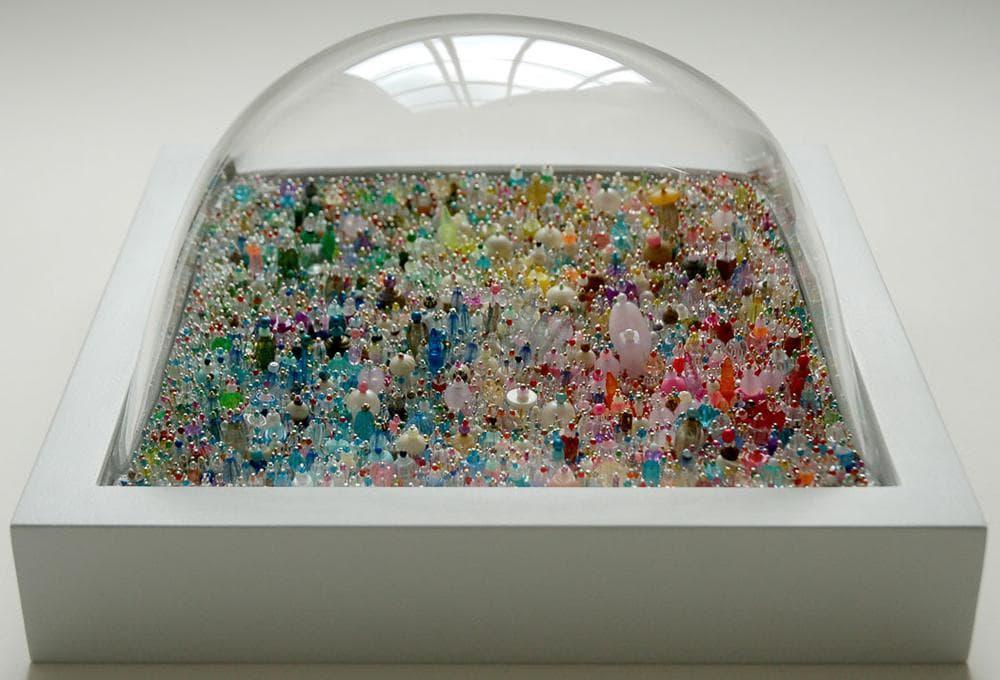 "Sally Curcio ""Candyland,"" 2008. (Courtesy of the artist)"