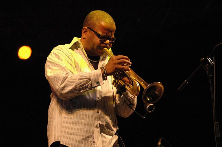 Jazz great Terence Blanchard has released four albums and composed a number of Spike Lee films. He's the artistic director at the Thelonious Monk Institute of Jazz in Washington. (jhderojas/Flickr)