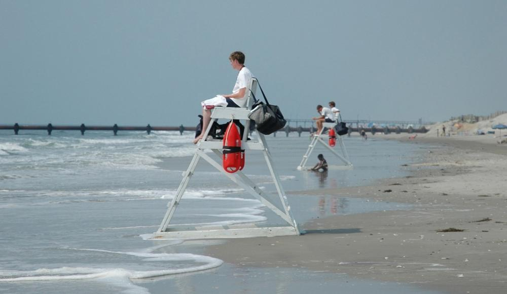 Some teens are able to find summer work as lifeguards. (mattwitmer/Flickr)