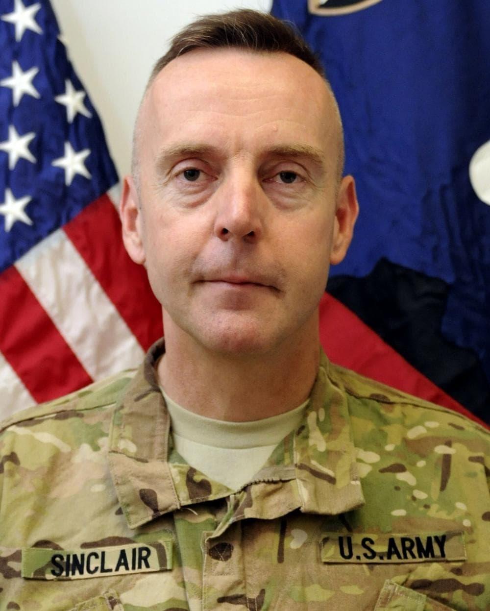 Brig. Gen. Jeffrey A. Sinclair. (U.S. Army)