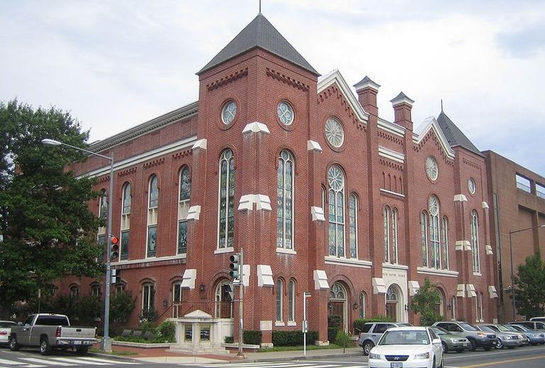 Shiloh Baptist Church in Washington, D.C. (Wikimedia Commons)