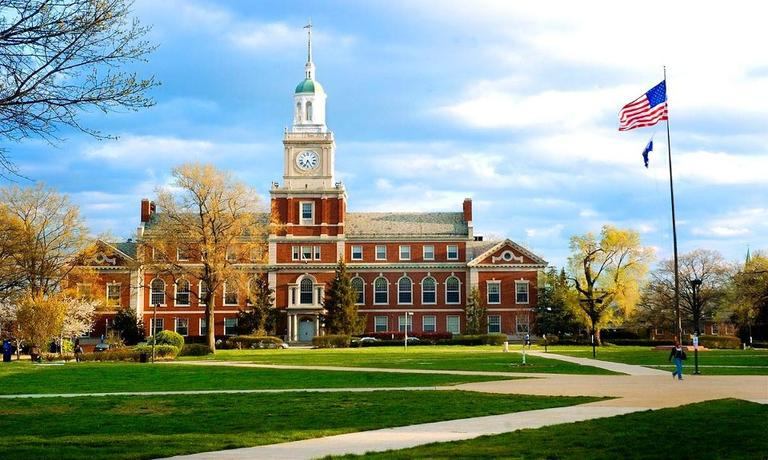 Howard University's Founders Library (howard.edu)