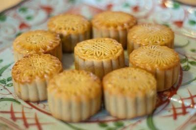 Mooncakes. (Craig Letourneau)