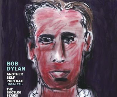 """Portion of the cover of """"Another Self Portrait."""""""