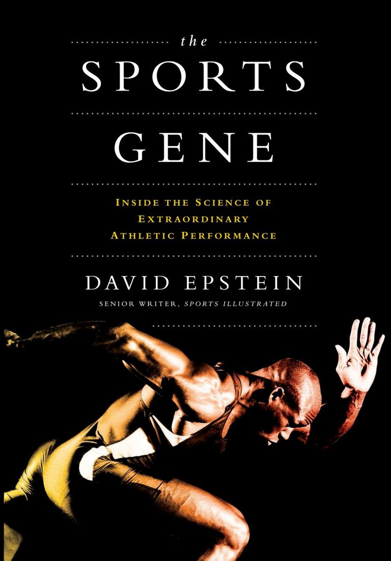 'The Sports Gene' by David Epstein