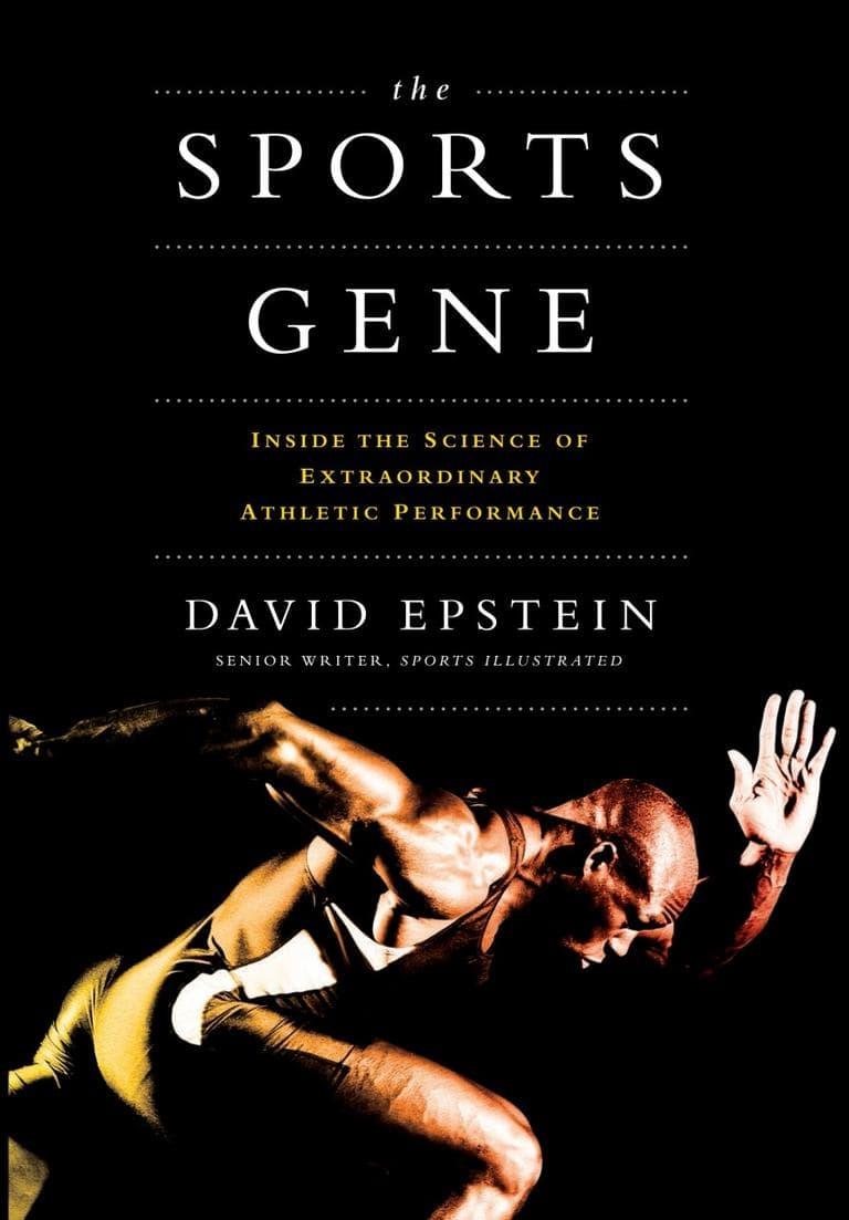 'The Sports Gene' by David Epstein