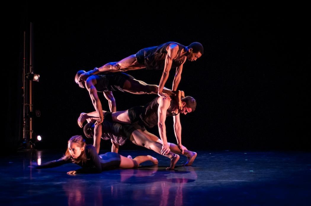 "Urbanity Dance performing ""You Are Human."" (Michael Seamans)"
