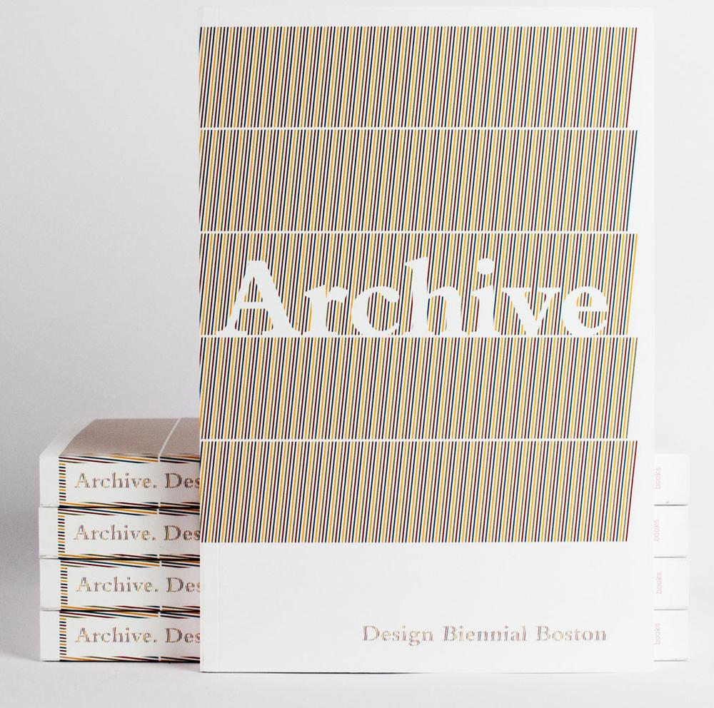 """Archive"" surveys winners of the Design Biennial Boston. (Courtesy photo)"
