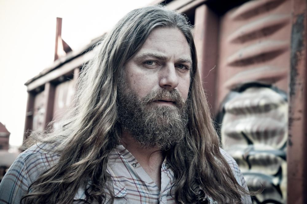 The White Buffalo's forthcoming album tells a story of young love, the horrors of war, and a quest for redemption. (Myriam Santos/Shore Fire Media)