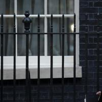 Britain's Prime Minister David Cameron leaves 10 Downing Street in London, to be driven to the Houses of Parliament for a debate and vote on Syria, Thursday, Aug. 29, 2013. (Matt Dunham/AP)