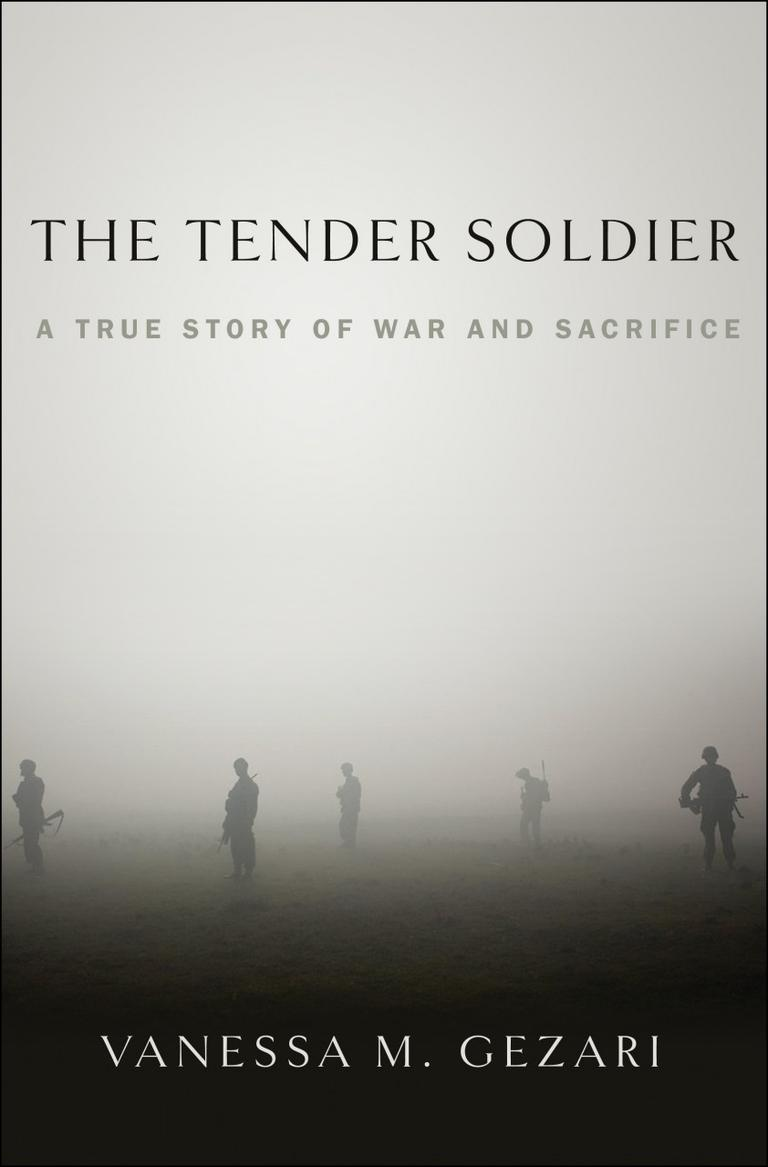 """The Tender Soldier"" book cover"