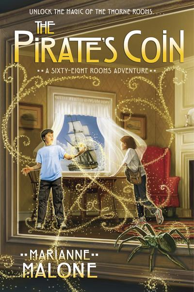 The Pirates Coin book cover