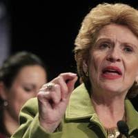 Sen. Debbie Stabenow, D-Mich., is pictured in November 2012. (Carlos Osorio/AP)