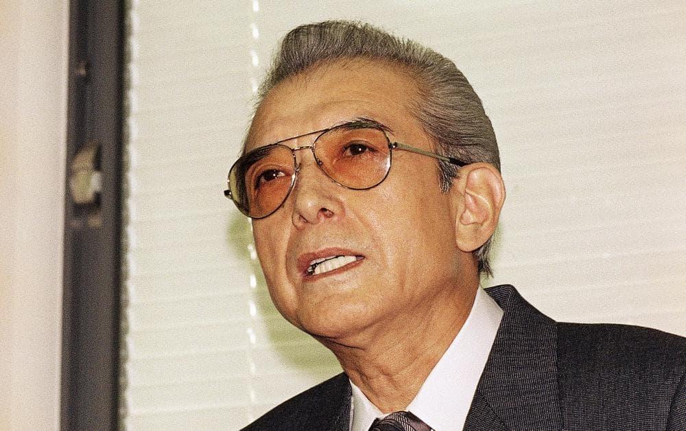 Hiroshi Yamauchi, pictured here in 1992, led Nintendo from 1949 to 2002. (Katsumi Kasahara/AP)