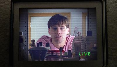 """Psychiatrists are reporting more cases of the """"Truman Show"""" Delusion or T.S.D., after the movie in which Jim Carrey plays a man who unknowingly stars in a reality TV show. (Paramount Pictures)"""