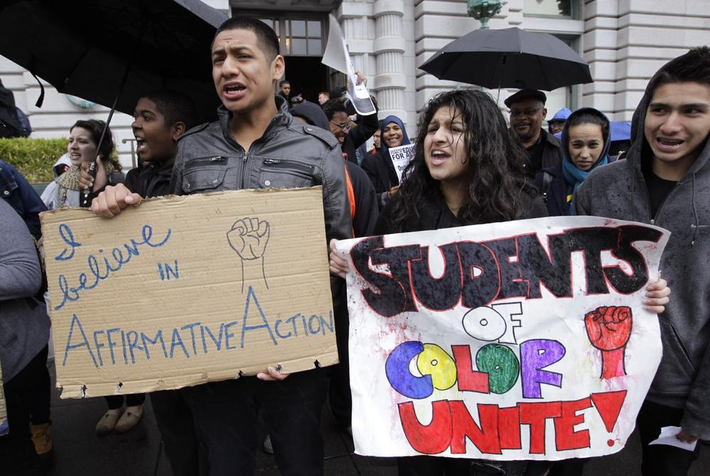 Does America still need affirmative action? (Paul Sakuma/AP)