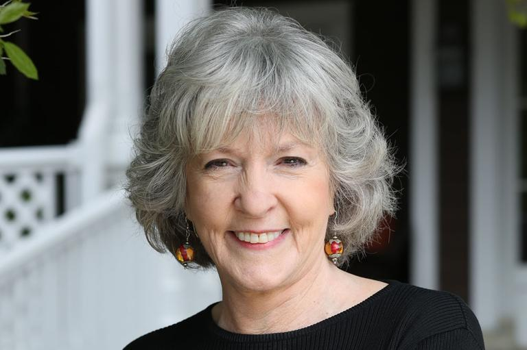 Sue Grafton (photo by Laurie Roberts Porter)