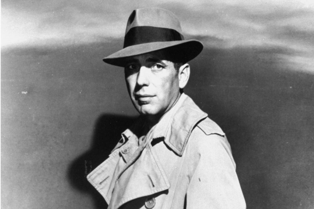 """Humphrey Bogart (above) delivered the most famous portrayal of Philip Marlowe in """"The Big Sleep,"""" but George Montgomery played the part of Raymond Chandler's ace detective in 1947's """"The Brasher Doubloon."""" (AP Photo/Warner Brothers)"""