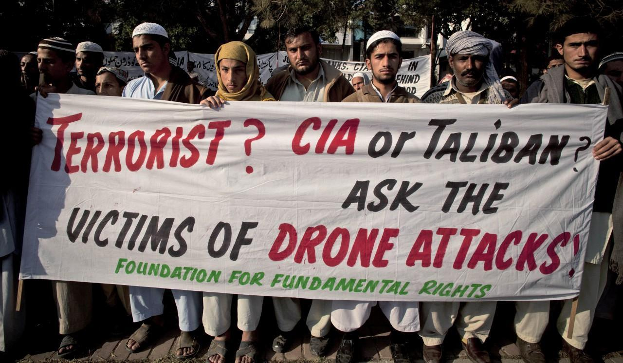 Image result for drone attack victims in pakistan