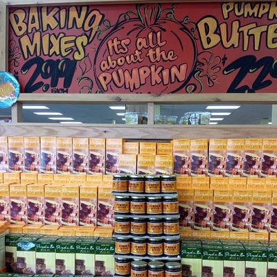 Pumpkin madness can be found at Trader Joe's grocery stores. (Ed Bierman/Flickr)