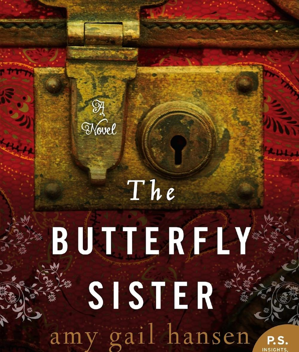 """""""The Butterfly Sister"""" (Courtesy, William Morrow)"""