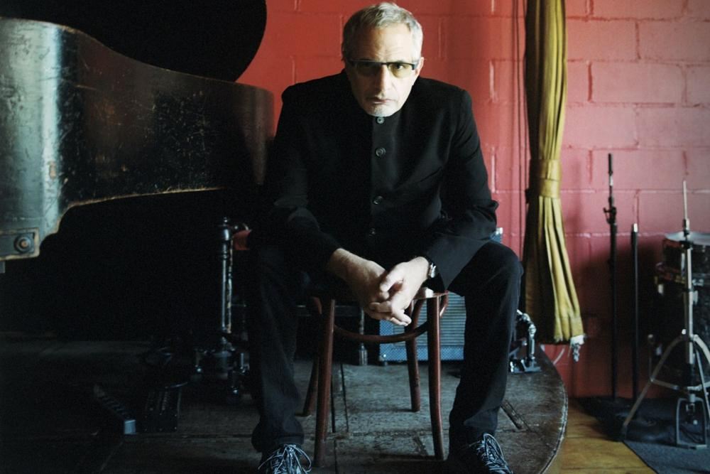 Rock icon Donald Fagen looks back on a lengthy and ongoing career in his new memoir 'Eminent Hipsters.' He co-founded the classic rock group Steely Dan with Walter Becker in 1972. (Penguin Books USA)