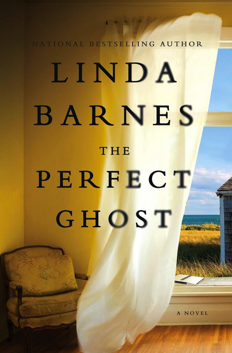 """""""The Perfect Ghost."""" (Courtesy, Minotaur Books)"""