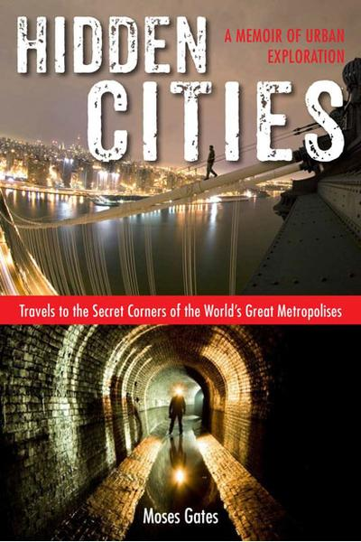 """Hidden Cities"" by Moses Gates. (Courtesy photo)"