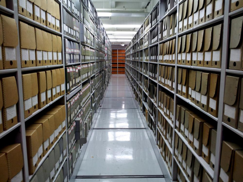 The National Archives at College Park, MD. (Ben Schumin/Flickr)