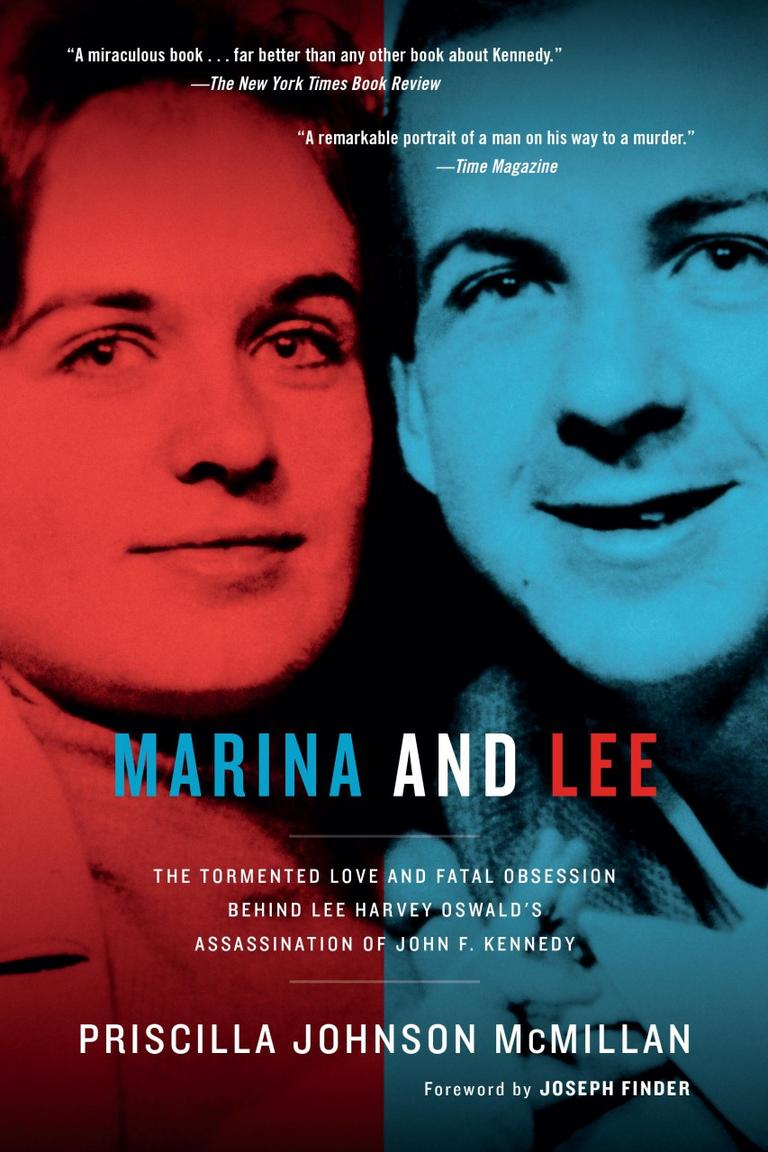 """Marina and Lee"" book cover"