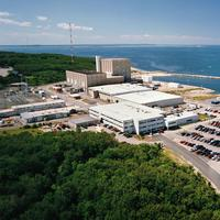 The Pilgrim nuclear power plant in Plymouth. (NRC/Flickr)