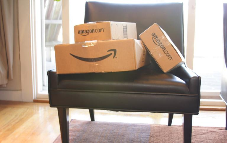 Amazon Packages (Joanne Fong/Flickr)