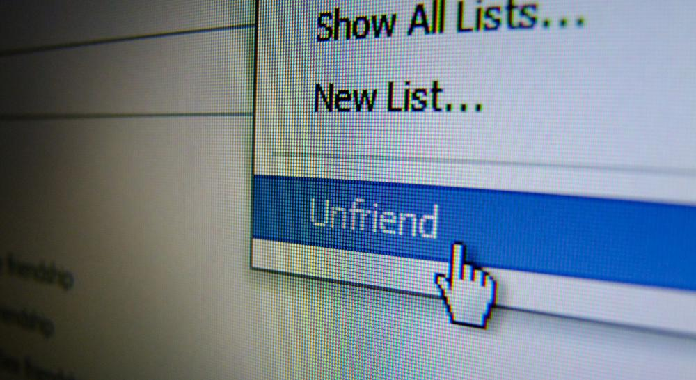 Heavy Meddle: I Can't Bring Myself To 'Unfriend' My Ex On Facebook