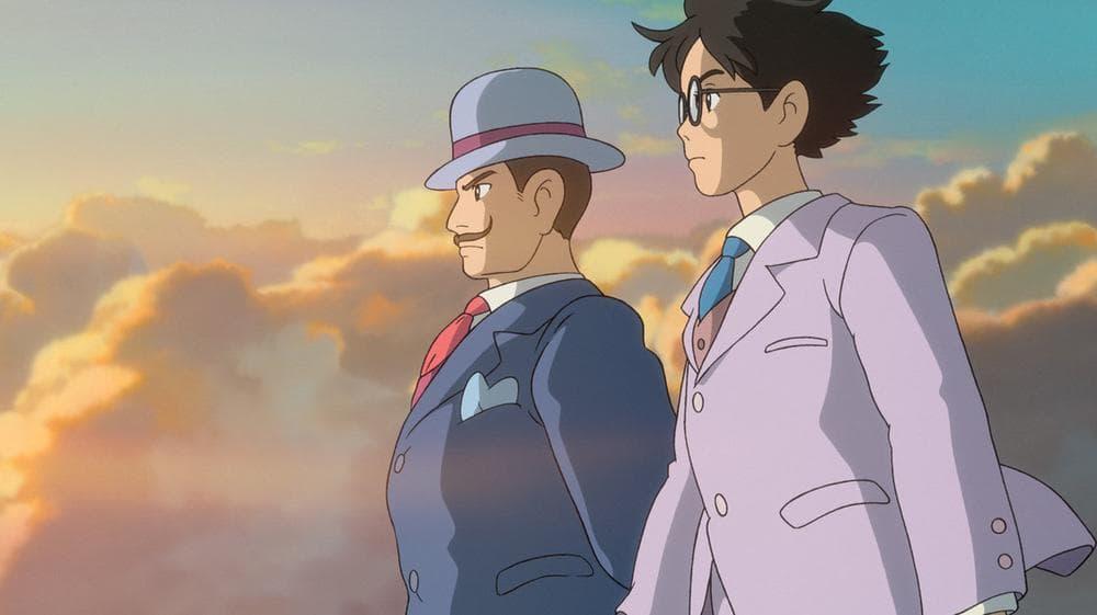 "The latest film from celebrated Japanese animator Hayao Miyazaki, ""The Wind Rises,"" centers on the engineer who designed the plane used in the kamikaze attacks during World War II. (Studio Ghibli/Walt Disney)"