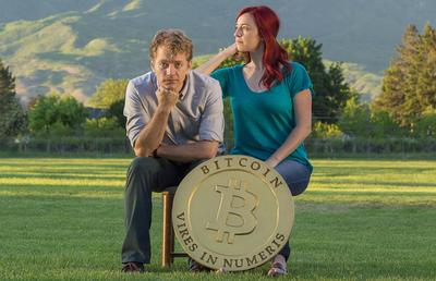 Newlyweds Austin and Beccy Craig are embarked on an adventure to find out whether they could live on Bitcoin. (lifeonbitcoin.com)
