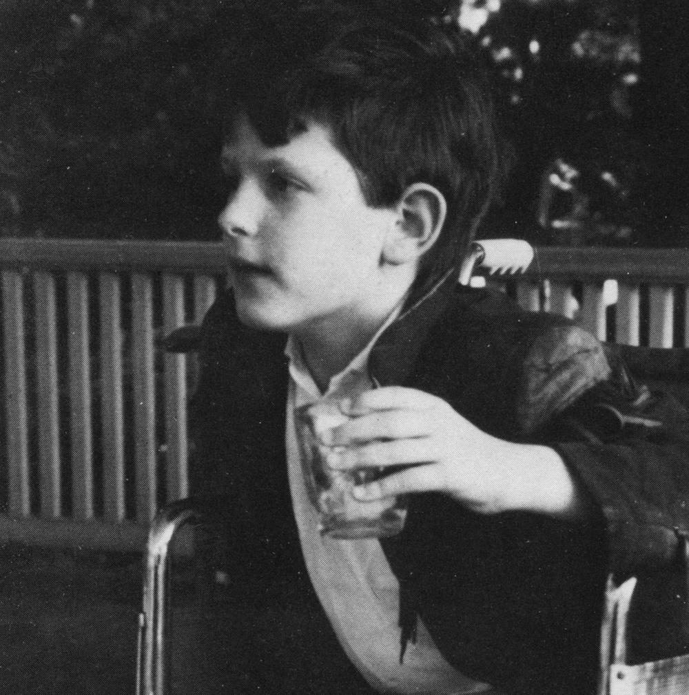 The author, pictured in the mid 1960s, Irvington, NY. (Courtesy)