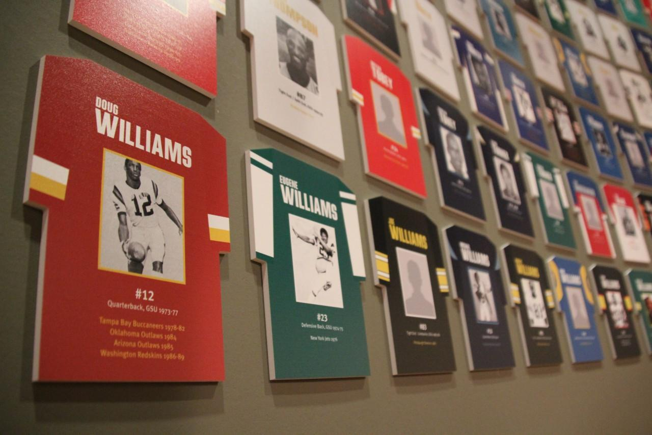 Doug Williams is one of Grambling's most famous alumni. (Keith O'Brien/Only A Game)