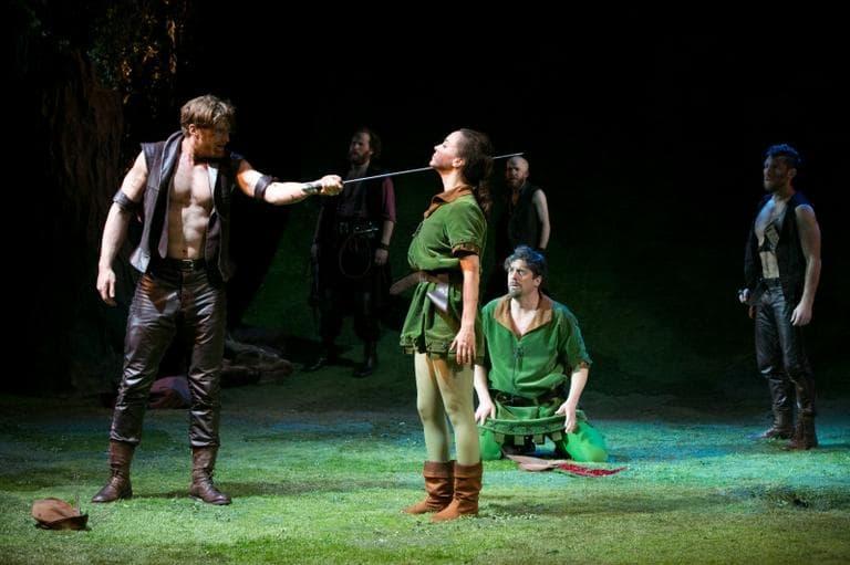 The Heart of Robin Hood (courtesy)