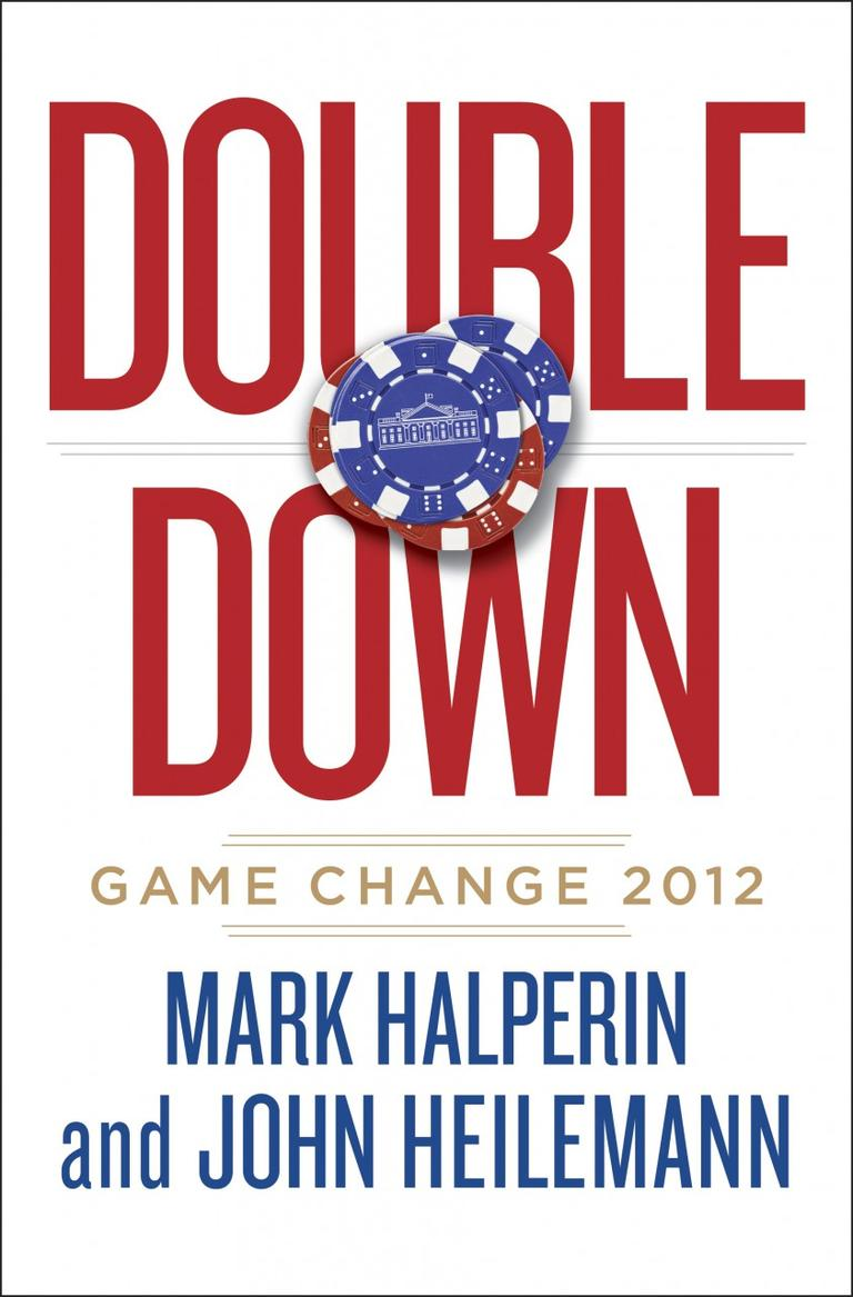 """""""Double Down"""" book cover"""