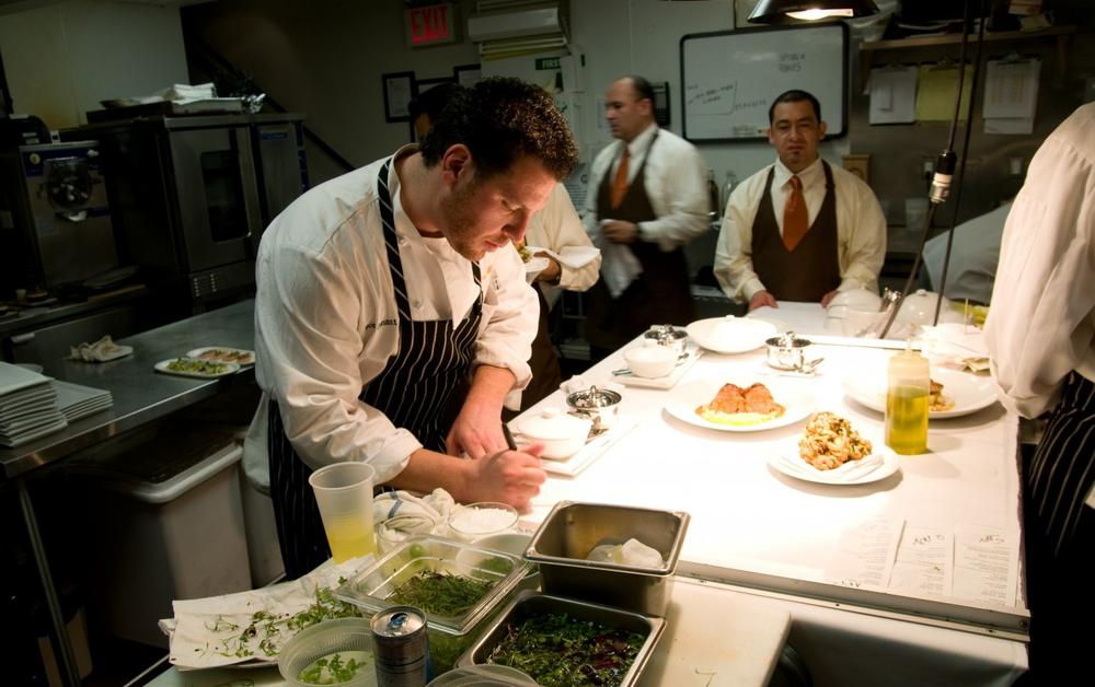 """In """"The Scarpetta Cookbook,"""" chef Scott Conant shares recipes from his five Scarpetta restaurants."""