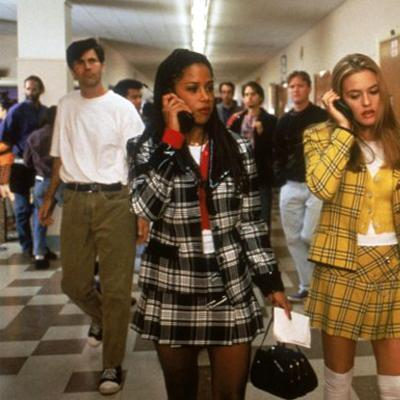 """Uptalk was on display in the 1995 movie """"Clueless"""" about Beverly Hills teenagers. (Paramount Pictures)"""