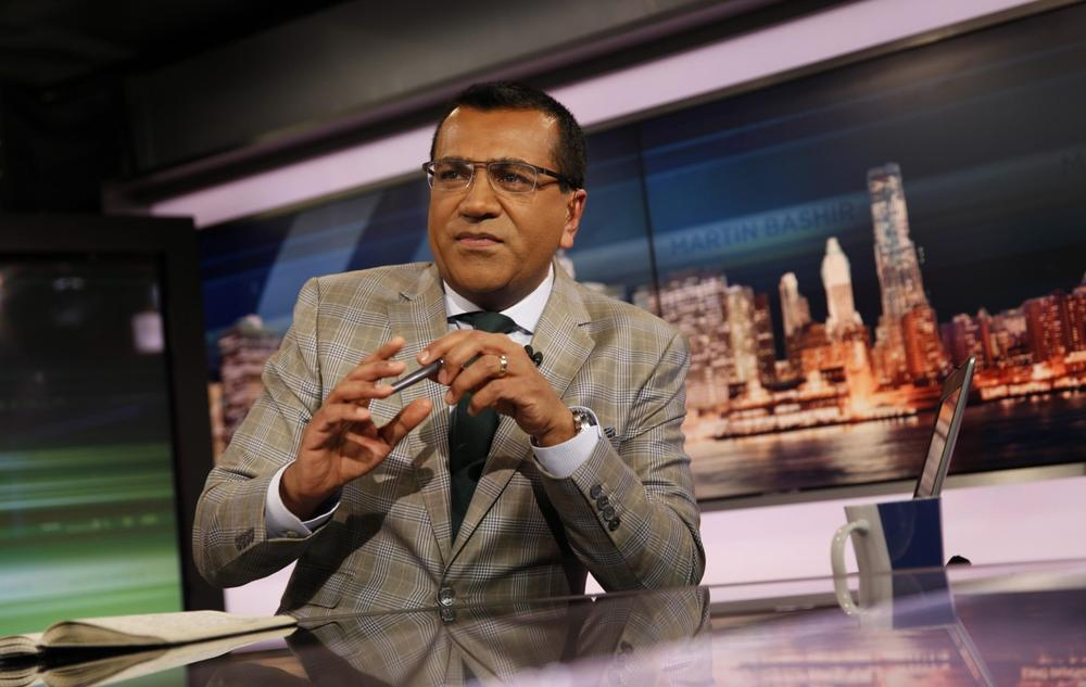 Martin Bashir has resigned from MSNBC. Bashir rose to prominence in 1995 when he interviewed Princess Diana about her failed marriage. (MSNBC)
